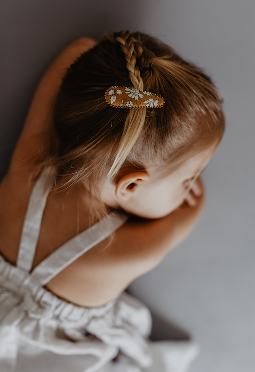Rachel Hair Clips // Josie Joan's