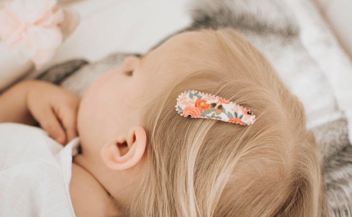 Anna Hair Clips // Josie Joan's