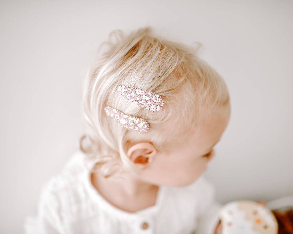 Piper Hair Clips // Josie Joan's