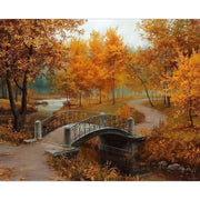 Autumn Air - Paint by Number kit