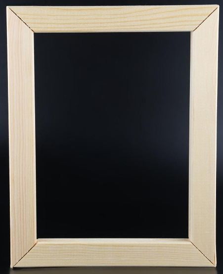 "40x50cm (16"" x 20"") Frame (Canvas Stretchers) For Paint By Number kits"