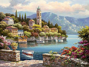 Romantic Harbor - Paint by Number Kit