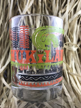 Michael Uhlenkott's Mai Tai Glass designed for  The Hukilau  Ltd Edition