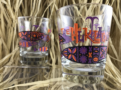 Shag's 2016 Mai Tai Glass for The Hukilau 2016 Ltd Edition