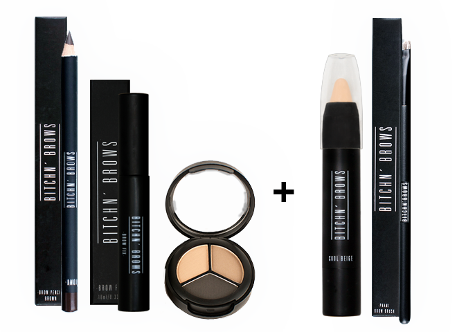 All you need brow kit