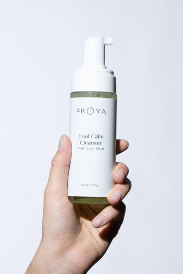 Frøya Cleanser For Oily Skin - Cool Calm Cleanser