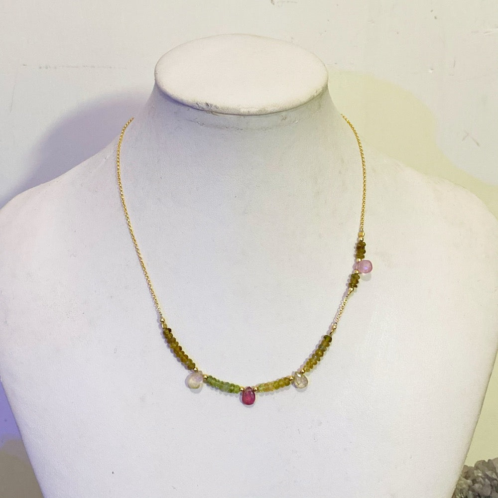 Ariu Tourmaline Necklace
