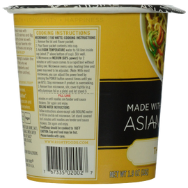 Dr. McDougall's Right Foods Asian Entree, Thai Peanut Noodle