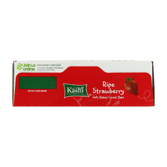Kashi Cereal Bar, Ripe Strawberry