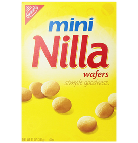 Nabisco Mini Nilla Wafers
