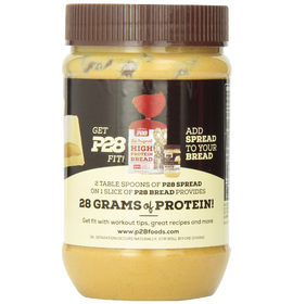 P28 Foods Formulated High Protein Spread, White Chocolate