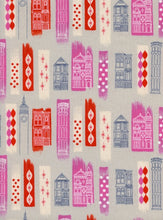 Cotton + Steel - In The City Pink - 0043-02 (Jubilee collection)