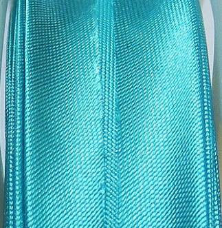 Satin Bias Binding - 19mm - Teal