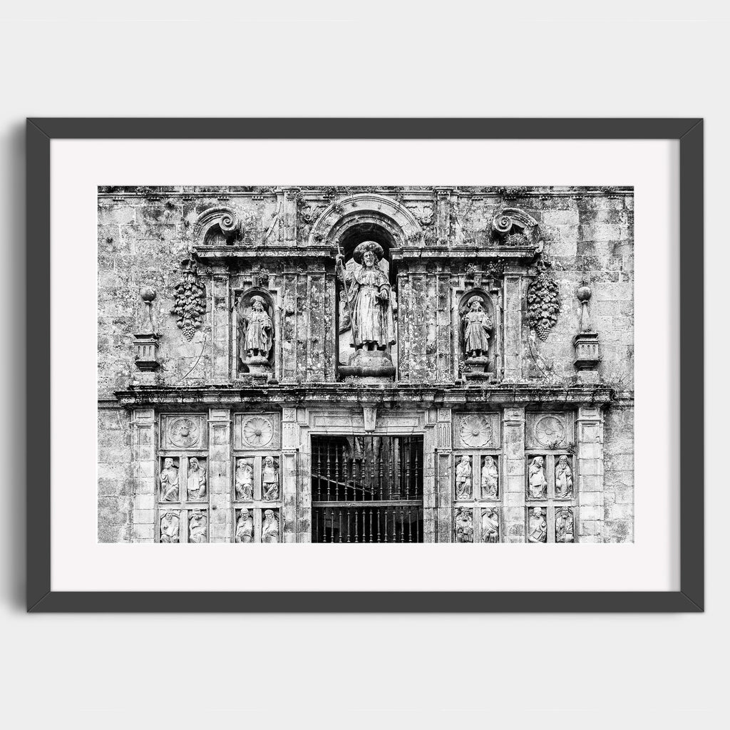 Holy Gate - Fine Art Print