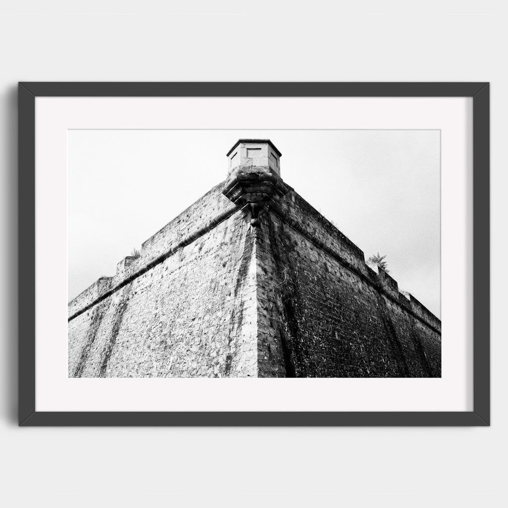 The Ciudadela of Pamplona - Fine Art Print