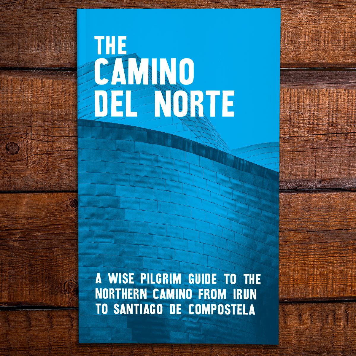 The Camino del Norte - A Wise Pilgrim guide to the Northern Camino from Irun to Santiago [2020 Edition] + Pilgrim Credential