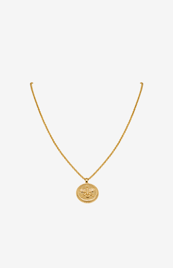 The Medallion Necklace