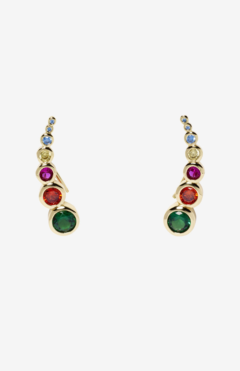 Alexandrina Rainbow Earrings