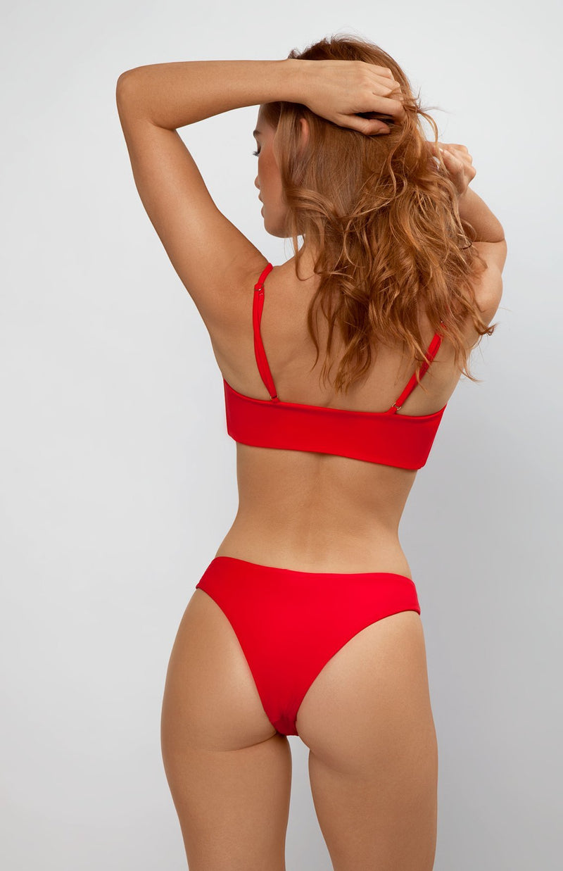 Belle Bottoms | Red