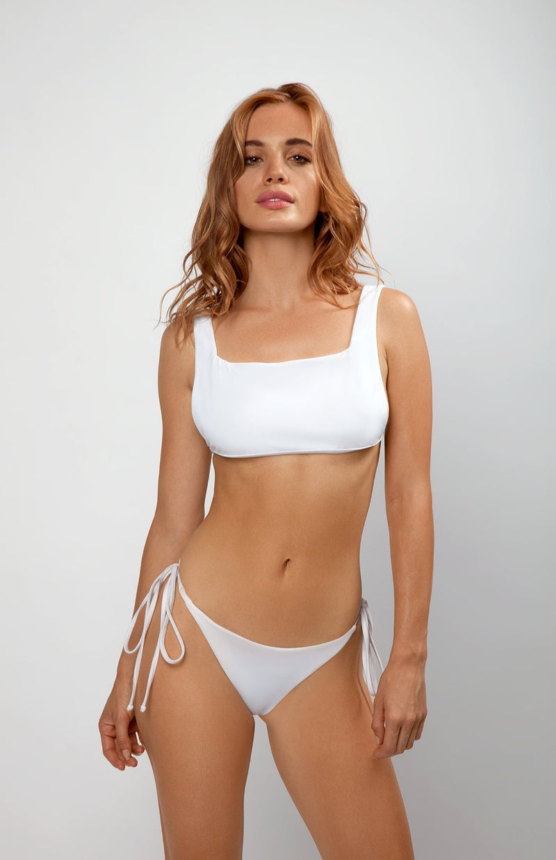 Aruba Top | icy white