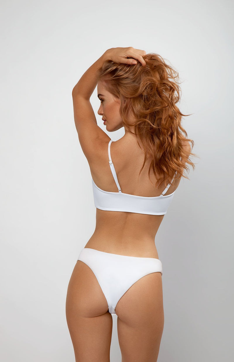 Femme Top | icy white