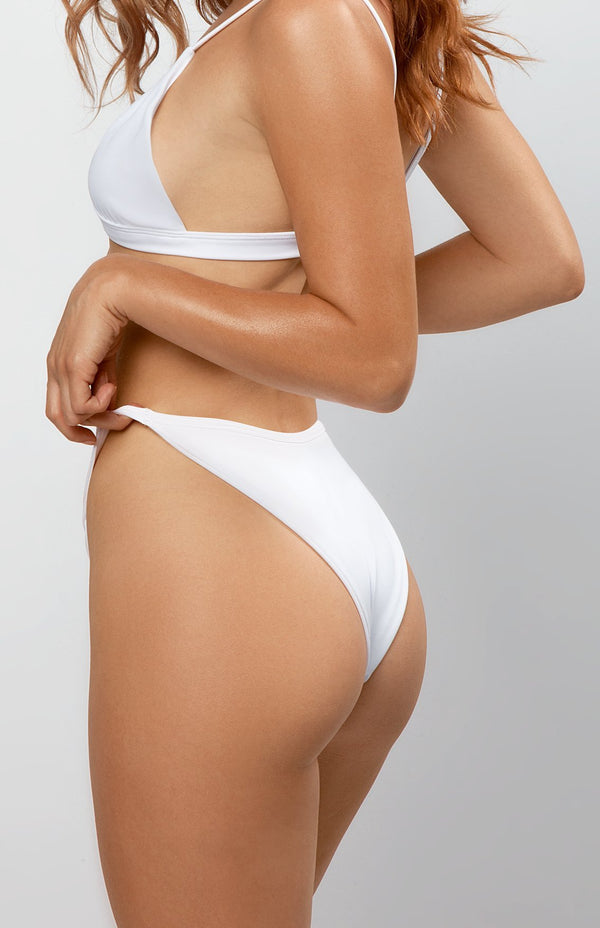 Purity Bottoms | White