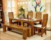 solid sheesham wood dining table set, buy wooden dining table chair set online india