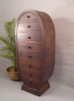 wooden drawer chest , solid wood chest of drawers