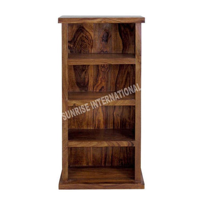 buy solid sheesham wood wooden CD DVD cabinet rack online with best designs in India at cheap price - www.thetimberguy.com