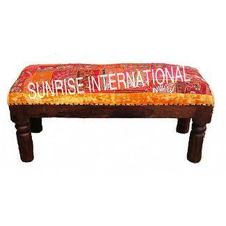 buy solid sheesham wood wooden bench online with best designs in India at cheap price - www.thetimberguy.com