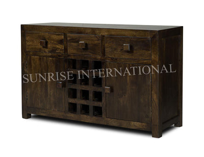 buy solid sheesham wood wooden wine bar cabinet rack counter online with best designs in India at cheap price - www.thetimberguy.com