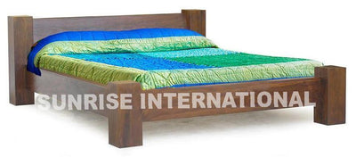 Solid Sheesham Wood Kuber Bed