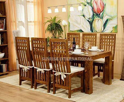 wooden dining set, wooden dining table set