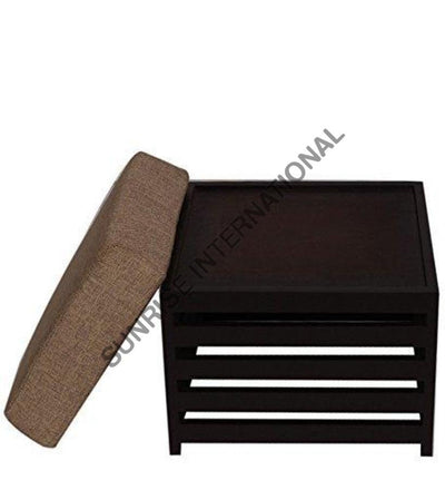 buy solid sheesham wood wooden chair stool online with best designs in India at cheap price - www.thetimberguy.com