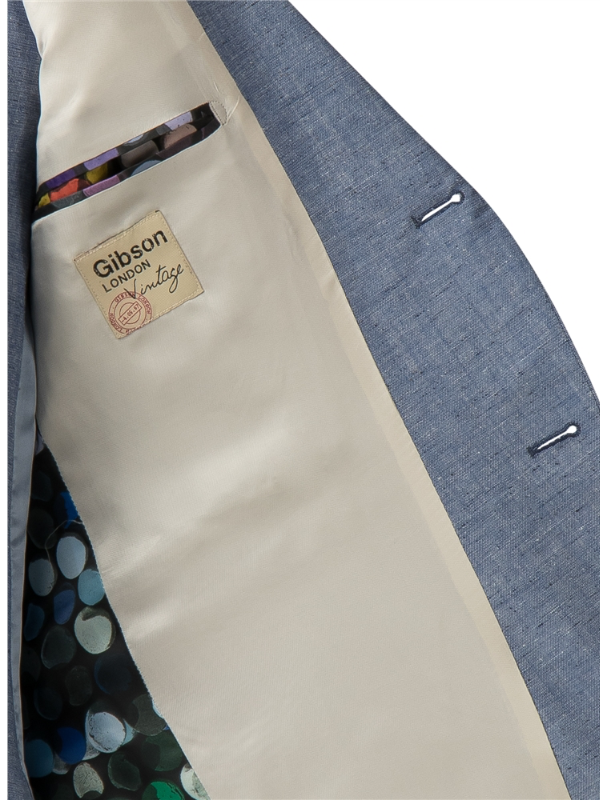 Gibson London Pale Blue Jacket