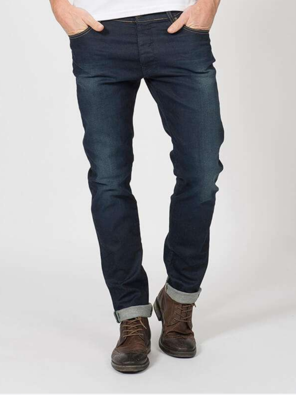 Petrol Industries Denim Tapered Jean