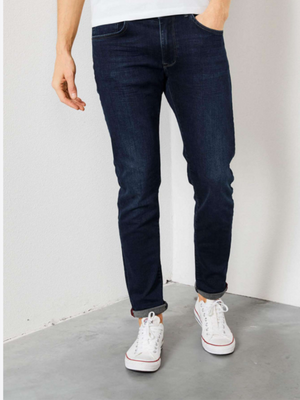 Petrol Industries Dark Denim Slim Fit Jeans