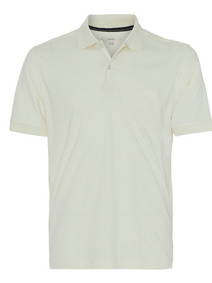 2BLIND2C White Polo