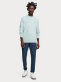 Scotch & Soda Surf Mist Melange Crewneck