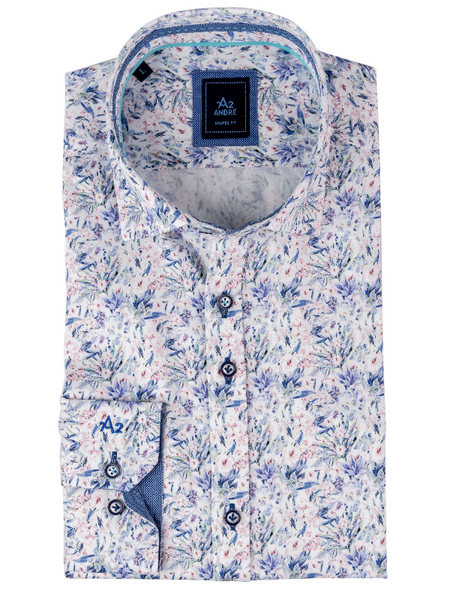 A2 by Andre Angelo Print Shirt