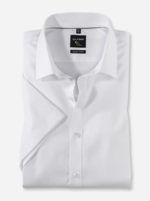Olymp Super Slim Short Sleeve Shirt