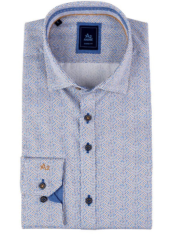 A2 by Andre Bruno Print Shirt