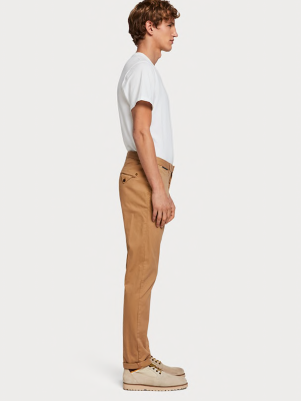 Scotch & Soda Sandstone Regular Fit Chino