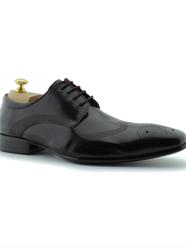 Paolo Vandini Black Shoe