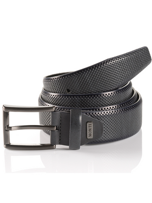 Monti Dublin Dark Grey Belt