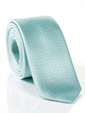 Monti Mint Micro Dot Silk Tie