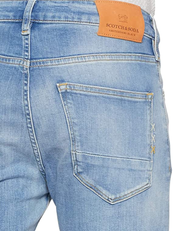 Scotch & Soda Skim Jeans - Reach The Summit