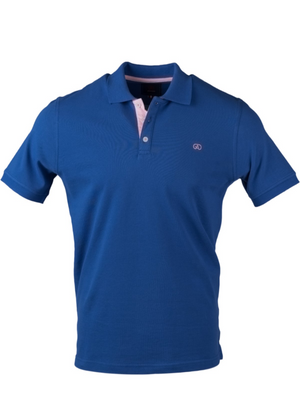 Andre Cobalt Polo