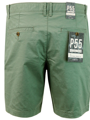 Original Penguin Duck Egg Green Shorts