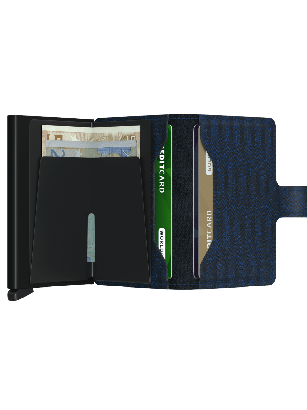 Secrid Navy Dash Mini Wallet
